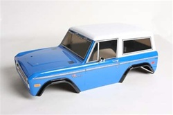 Tamiya RC Ford Bronco Body Set (Clear Un-Painted)