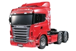 Tamiya RC 1/14 Scania R620 - 6x4 Highline Semi Truck Kit