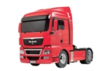 Tamiya RC 1/14 MAN TGX 18.540 4x2 XLX Semi Truck Kit - Red Edition