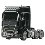 Tamiya RC 1/14 Mercedes-Benz Actros 3363 6x4 GigaSpace Semi Truck Kit