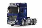 Tamiya RC 1/14 Mercedes-Benz Actros 3363 6X4 Gigaspace Pearl Blue Edition
