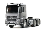 Tamiya RC 1/14 Mercedes-Benz Arocs 3363 6x4 Classic Space (Light Gun Metal Edition)
