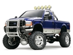 Tamiya RC Ford F-350 Hi Lift 4x4 Kit