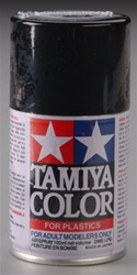 Tamiya Spray Lacquer TS-6 Matte Black