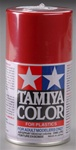 Tamiya Lacquer TS-18 Metallic Red 100ml Spray