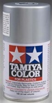 Tamiya Lacquer TS-83 Metallic Silver 100ml Spray
