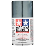 Tamiya Lacquer TS-100 Bright Gun Metal 100ml Spray