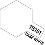 Tamiya Lacquer TS-101 Base White 100ml Spray