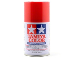 Tamiya Polycarbonate PS-2 Red 100ml Spray