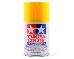 Tamiya Polycarbonate PS-6 Yellow 100ml Spray