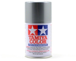 Tamiya Polycarbonate PS-12 Silver 100ml Spray