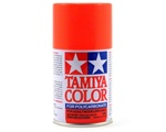 Tamiya Polycarbonate PS-20 Fluorescent Red 100ml Spray
