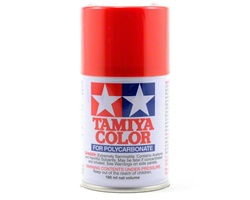 Tamiya Polycarbonate PS-34 Bright Red 100ml Spray