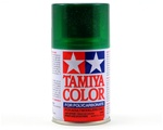 Tamiya Polycarbonate PS-44 Trans Green 100ml Spray