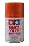 Tamiya Polycarbonate PS-61 Metallic Orange 100ml Spray