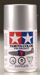 Tamiya Lacquer AS-12 Bare Metal Silver 100ml Spray