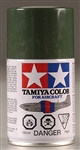 Tamiya Lacquer AS-17 Dark Green IJA 100ml Spray