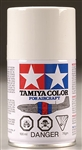 Tamiya Spray Lacquer AS-20 Insignia White USN