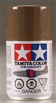 Tamiya Lacquer AS-22 Dark Earth 100ml Spray