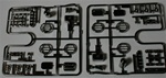 Tamiya Hi Lux D parts (side mirror and other misc.)