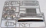 Tamiya RC Globe Liner Q parts grille