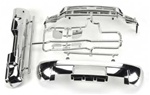 Tamiya Hi Lift F-350 Bumper Tree (Chrome)
