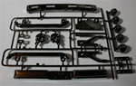 Tamiya Hi Lift Hilux N parts (bumpers)