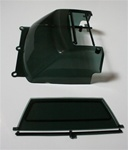 Tamiya Hi Lift Hilux T parts (Front windscreen, Rear window)