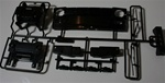 Tamiya RC Hi Lift Hilux W parts (front grill)