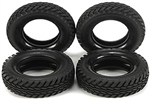 Tamiya RC  Tire For M1025 Hummer (4)