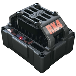 Tekin RX4 Hardbox WP Sensored/Sensorless D2 BL ESC
