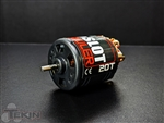 Tekin 5-Slot Brushed Crawler Motor 20T