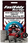 Team Fast Eddy Axial AR14 Rear Axle (RBX10) Sealed Bearing Kit