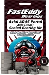 Team Fast Eddy Axial AR45 Portal Axle (Rear) Sealed Bearing Kit