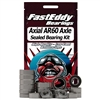 Team Fast Eddy Axial AR60 Axle Sealed Bearing Kit (Single Axle Set)