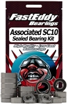 Team Fast Eddy Associated SC10 2WD Sealed Bearing Kit