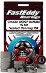 Team Fast Eddy Gmade GS02F Buffalo TS Kit Sealed Bearing Kit