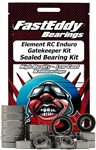 Team Fast Eddy Element RC Enduro Gatekeeper Sealed Bearing Kit