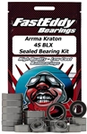 Team Fast Eddy ARRMA Kraton 4S BLX Sealed Bearing Kit