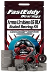 Team Fast Eddy ARRMA Limitless 6S BLX Sealed Bearing Kit