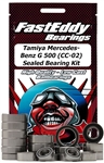 Team Fast Eddy Tamiya Mercedes-Benz G 500 CC-02 Sealed Bearing Kit