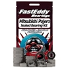 Team Fast Eddy Tamiya CC-01 Mitsubishi Pajero Sealed Bearing Kit