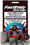 Team Fast Eddy Axial RBX10 Ryft Rock Bouncer Sealed Bearing Kit