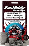 Team Fast Eddy Axial SCX10 III Bearing Kit