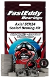 Team Fast Eddy Axial SCX24 Sealed Bearing Kit