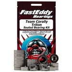 Team Fast Eddy Team Corally Triton SP/XP Sealed Bearing Kit