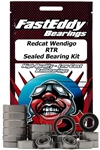 Team Fast Eddy Redcat Wendigo RTR Sealed Bearing Kit