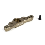 Team Losi Racing Front Camber Block, Aluminum, 22/22T