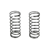 Team Losi Racing Front Shock Spring, 3.2 Rate, Silver