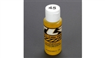 Team Losi Racing Silicone Shock Oil (45wt, 2oz)